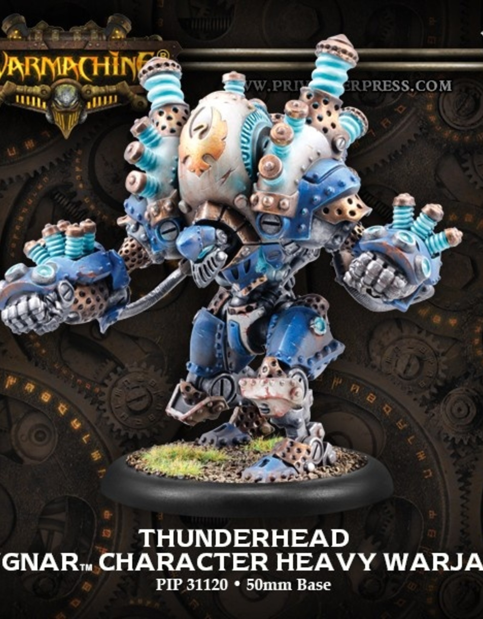 Privateer Press Thunderhead