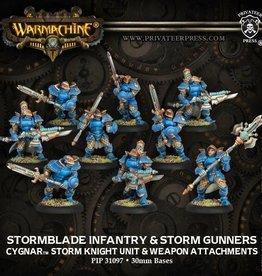 Privateer Press Stormblade Infantry