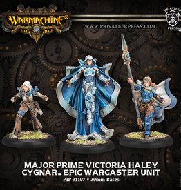 Privateer Press Major Prime Victoria Haley