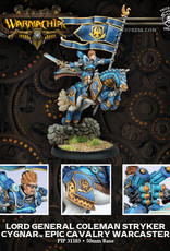 Privateer Press Lord General Coleman Stryker