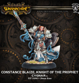 Privateer Press Constance Blaize, Knight of the Prophet