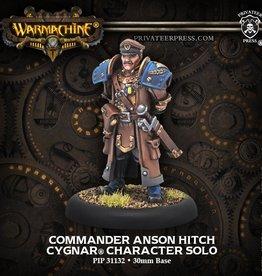 Privateer Press Commander Anson Hitch
