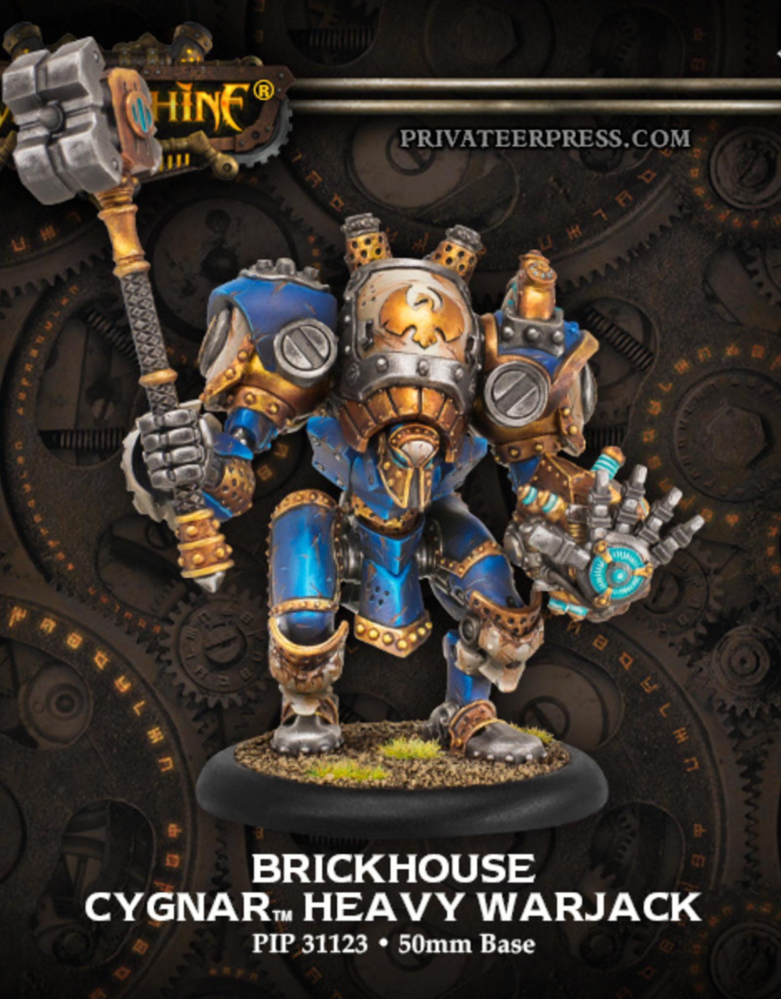 Privateer Press Brickhouse