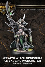 Privateer Press Epic Wraith Witch Deneghra