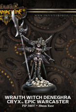 Privateer Press Wraith Witch Deneghra