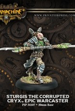 Privateer Press Sturgis The Corrupted