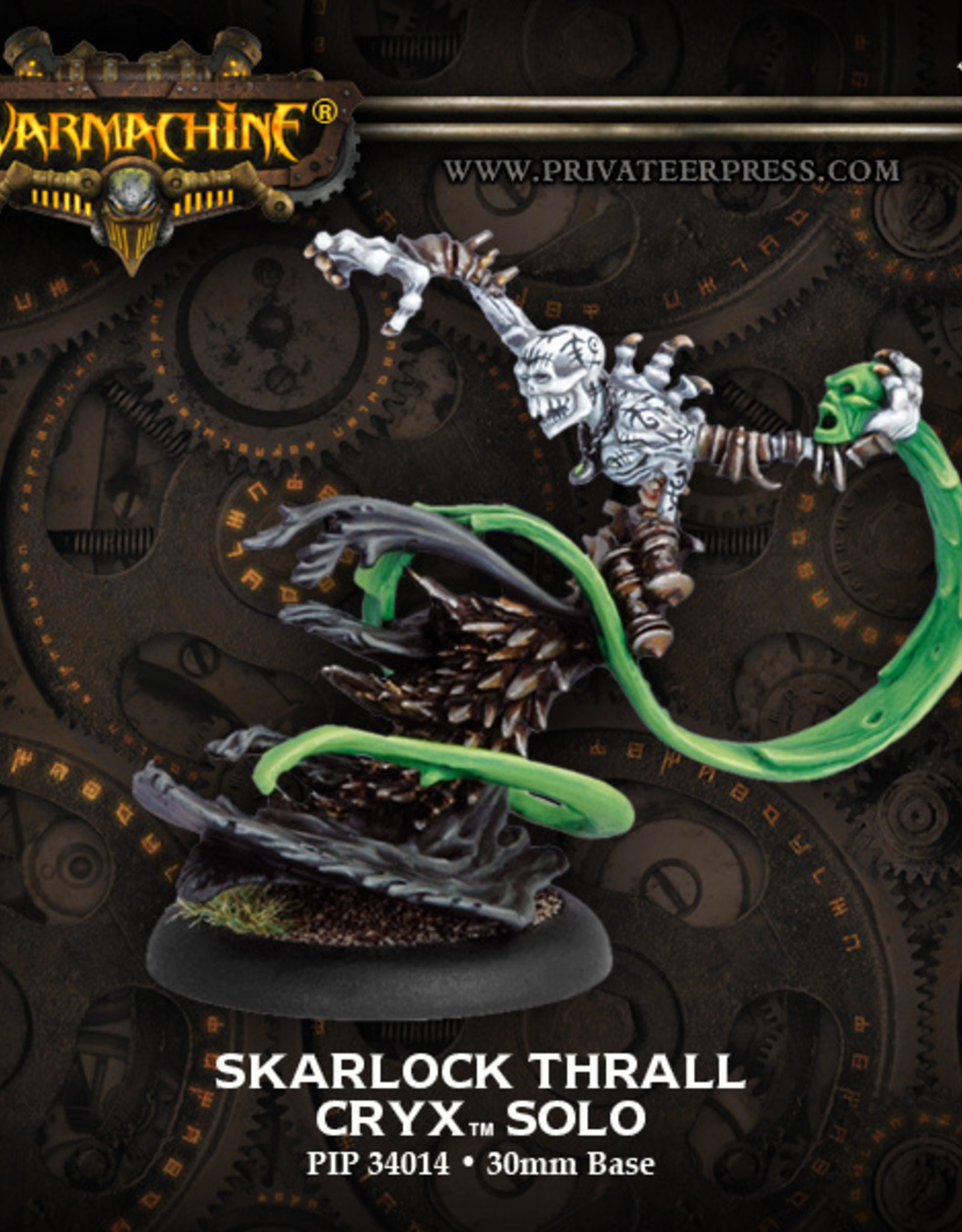 Privateer Press Skarlock Thrall