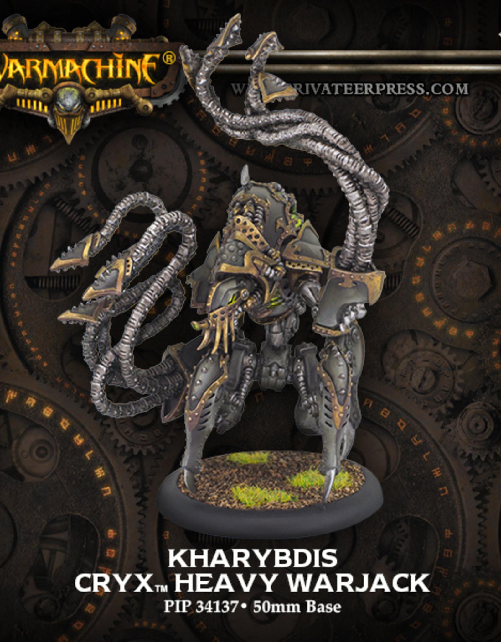 Privateer Press Kharybdis