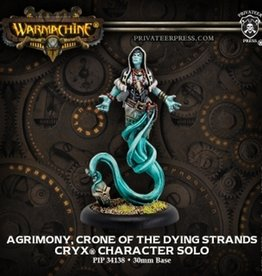 Privateer Press Agrimony, Crone of the Dying Strands