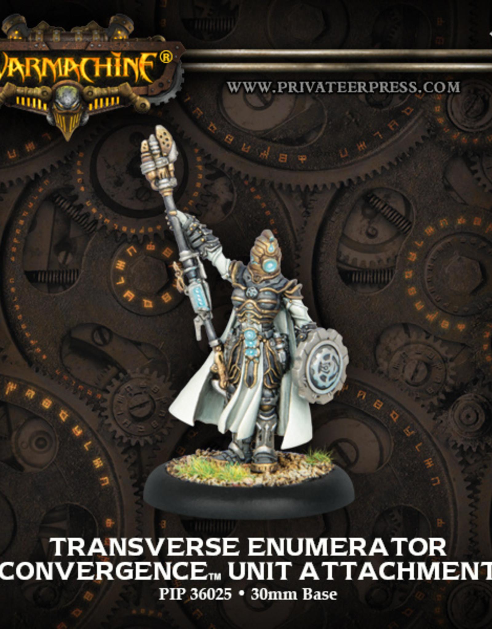 Privateer Press Transverse Enumerator