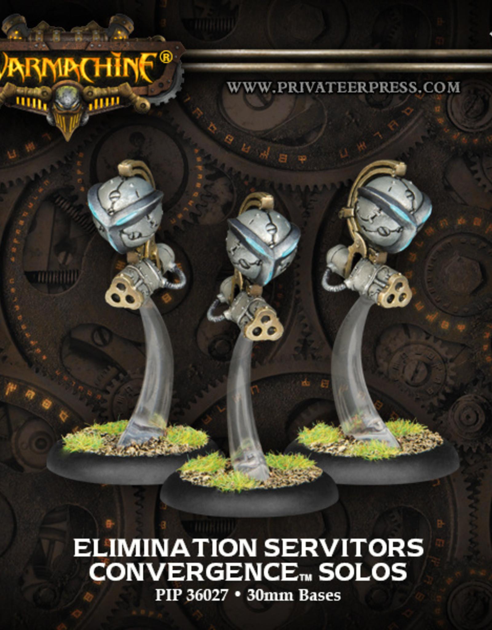 Privateer Press Elimination Servitors