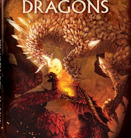 Wizards of the Coast D&D 5th ed. Fizban's Treasury of Dragons Alternate Art (EN)