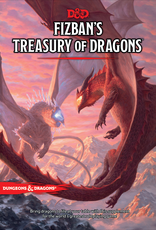 Wizards of the Coast D&D 5th ed. Fizban's Treasury of Dragons (EN)