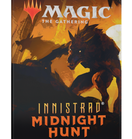 Wizards of the Coast MtG Innistrad: Midnight Hunt Set Booster