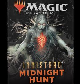 Wizards of the Coast MtG Innistrad: Midnight Hunt Draft Booster