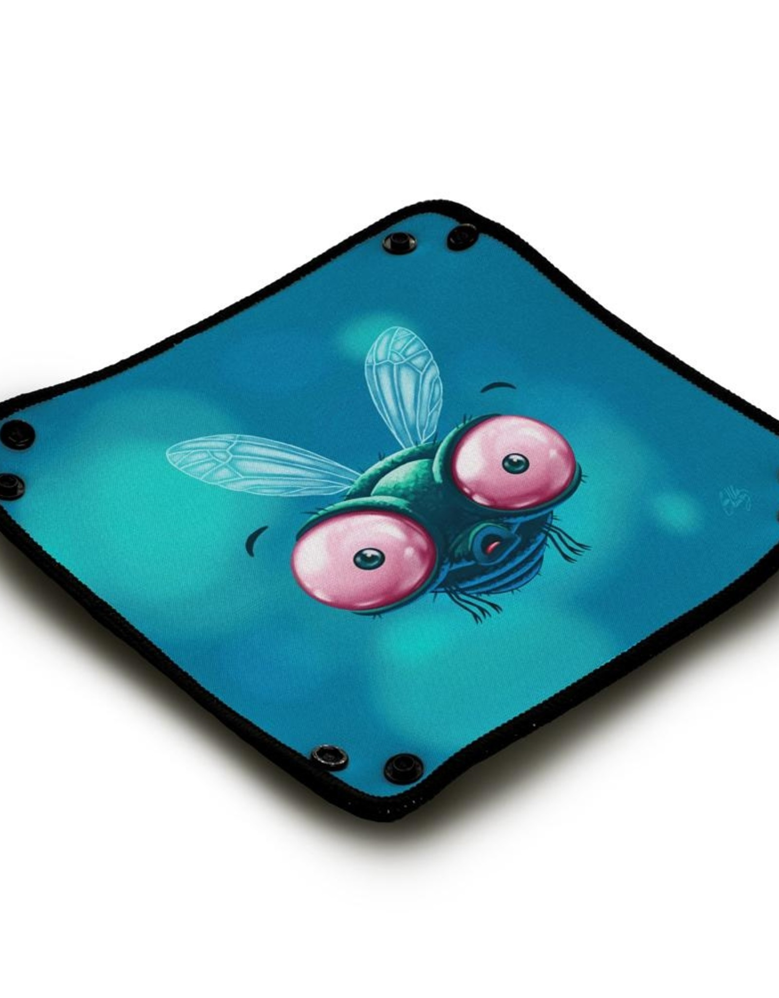 Offline Distribution Dice Tray Curious Fly