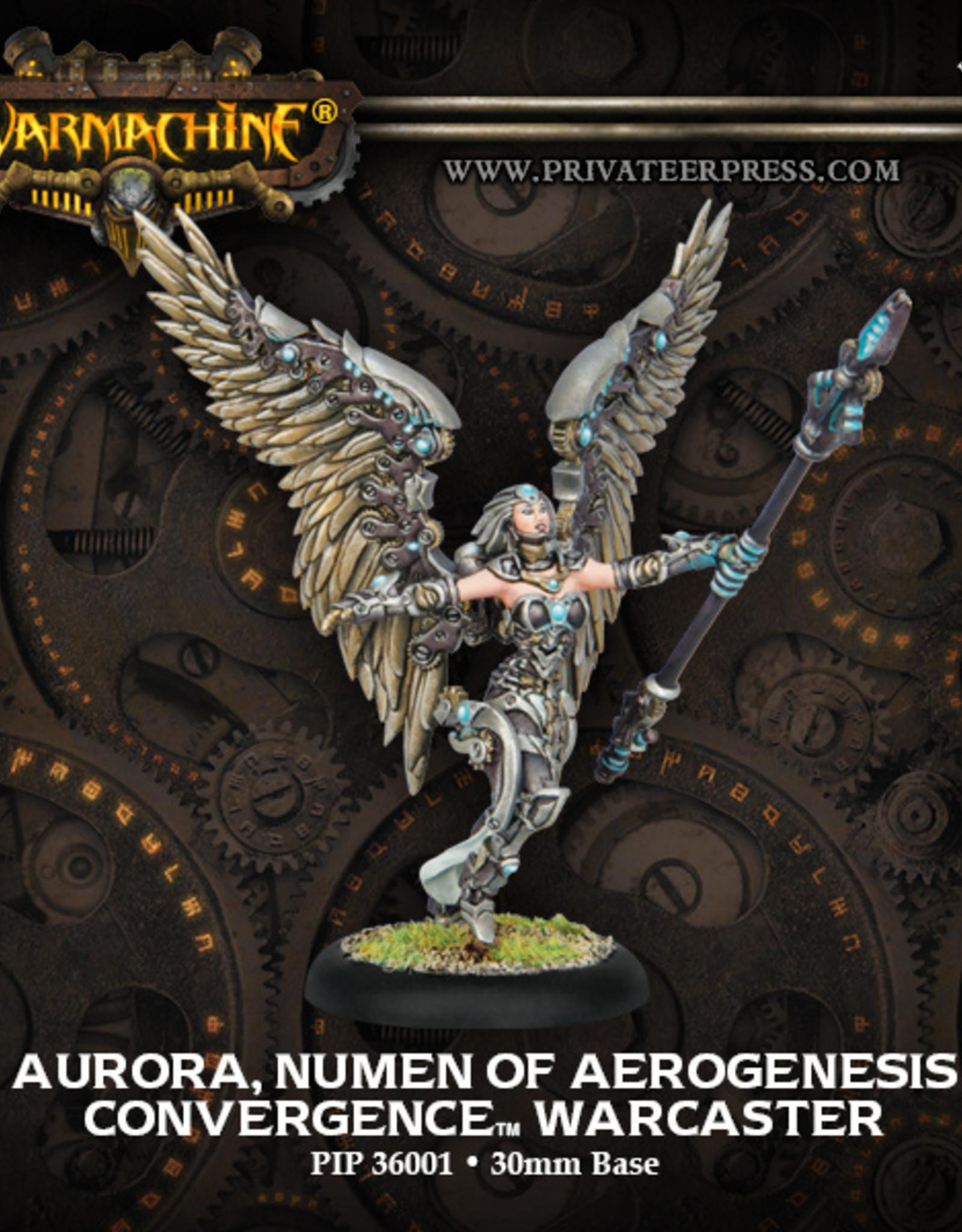 Privateer Press Aurora, Numen of Aerogenisis