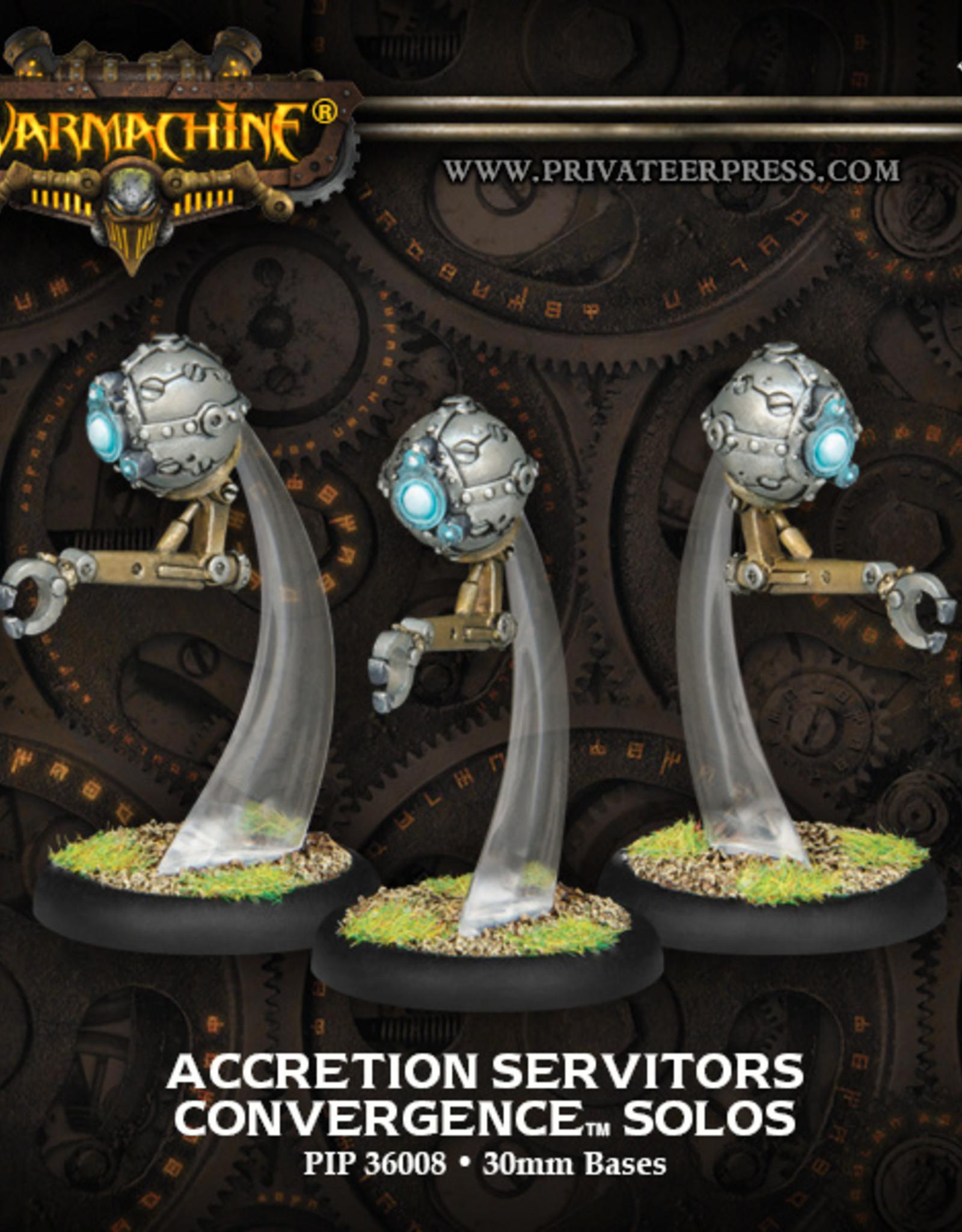 Privateer Press Accretion Servitors