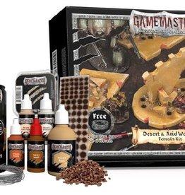 The Army Painter Gamemaster: Desert & Arid Wastes Terrain Kit