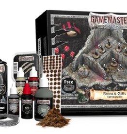 The Army Painter Gamemaster: Ruins & Cliffs Terrain Kit