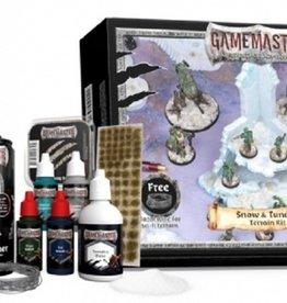 The Army Painter Gamemaster: Snow & Tundra Terrain Kit