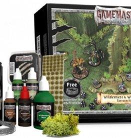 The Army Painter Gamemaster: Wilderness & Woodlands Terrain Kit