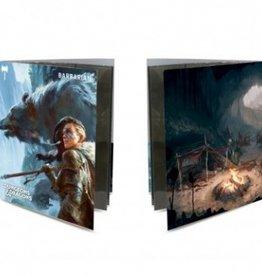 Ultra Pro D&D 5th ed. Character Folio - Barbarian