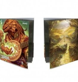 Ultra Pro D&D 5th ed. Character Folio - Bard