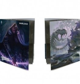Ultra Pro D&D 5th ed. Character Folio - Warlock
