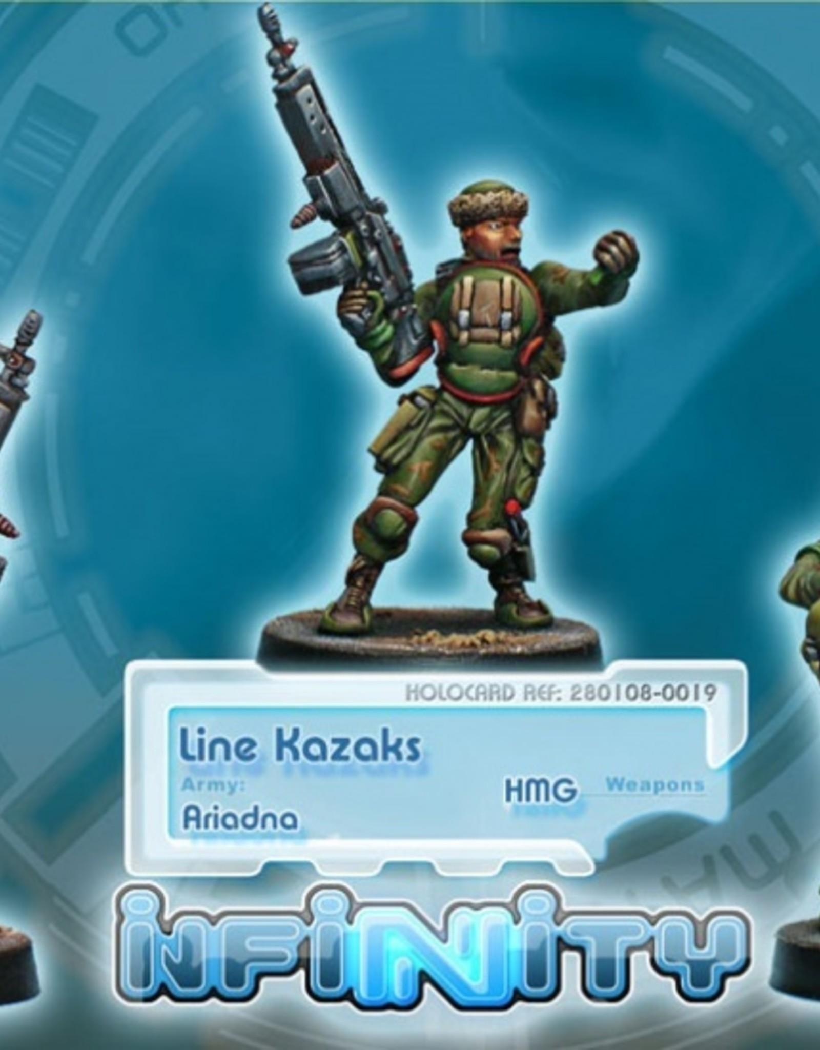 Corvus Belli Line Kazak (HMG)