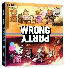 Unstable Games Wrong Party (EN)
