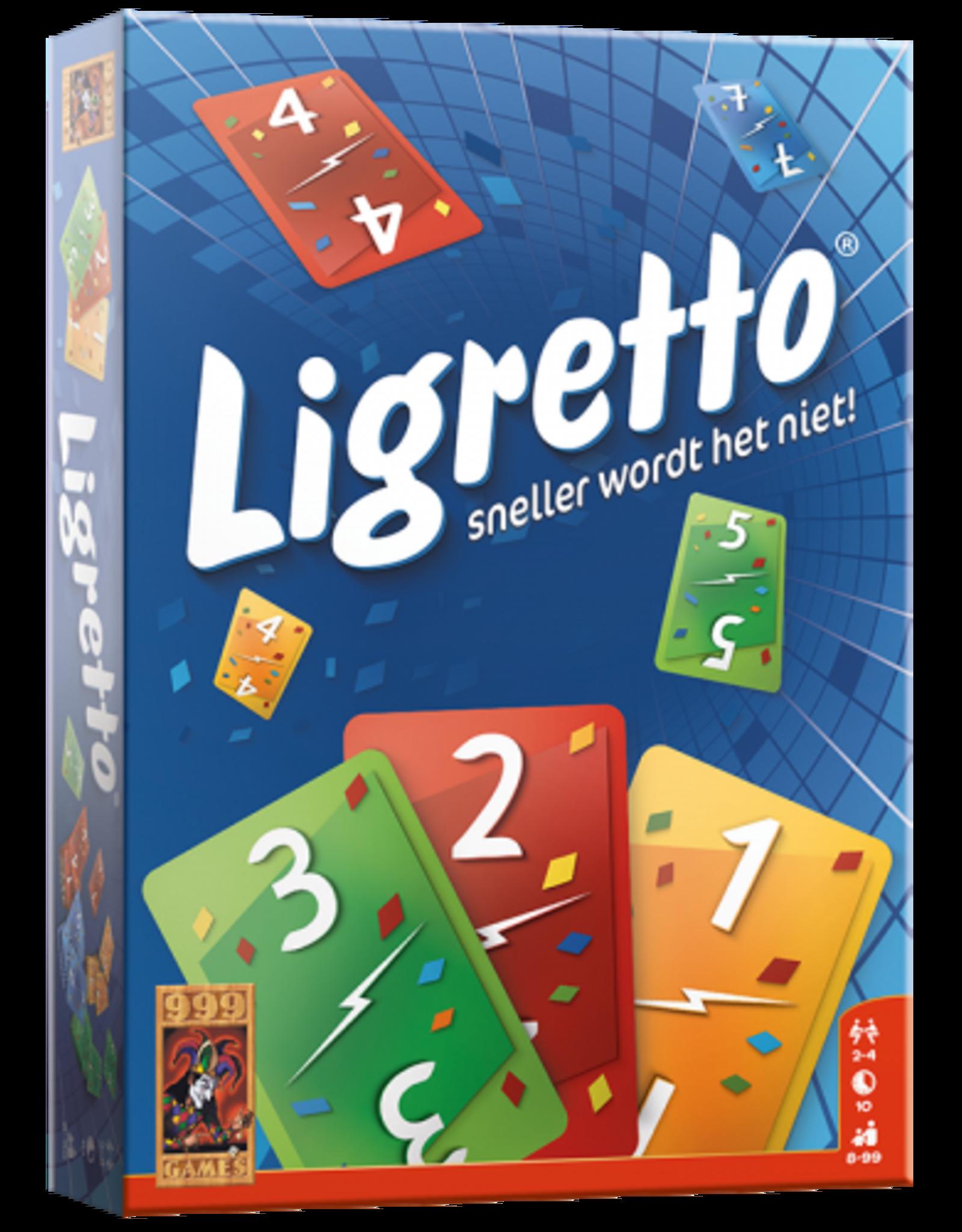 Schmidt Ligretto: Blauw (NL)