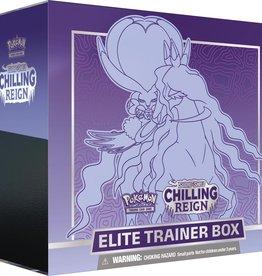 Pokemon USA POK S&S Chilling Reign Elite Trainer Box