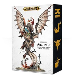 Games Workshop Everchosen Archaon Exalted Grand Marshal of the Apocalypse