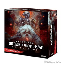 Wizards of the Coast D&D Waterdeep: Dungeon of the Mad Mage(EN)