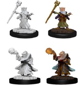 D&D Nolzur's Marvelous Miniatures Gnome Wizard, Male