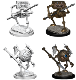 D&D Nolzur's Marvelous Miniatures Monodrone & Duodrone