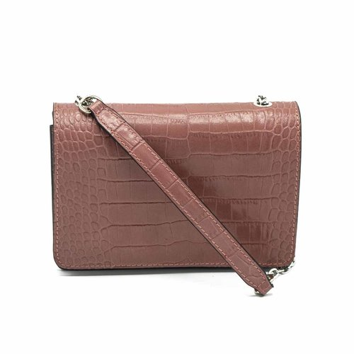 Michelle - Croco - Crossbodytassen - Roze - C20