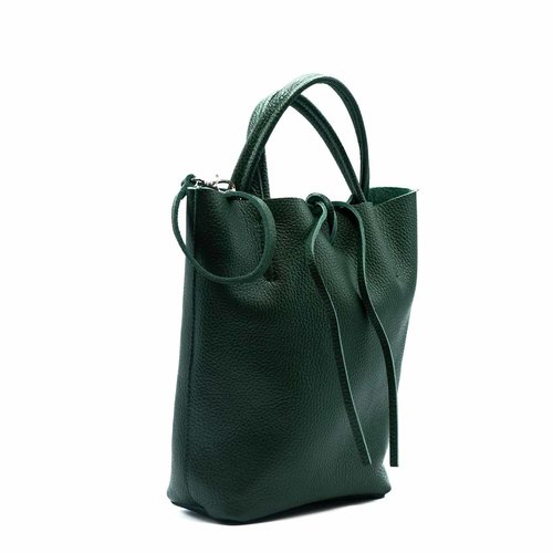 Alice - Classic Grain - Crossbody bags - Green - D14