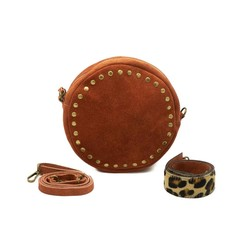 Celina - Roest - Suede