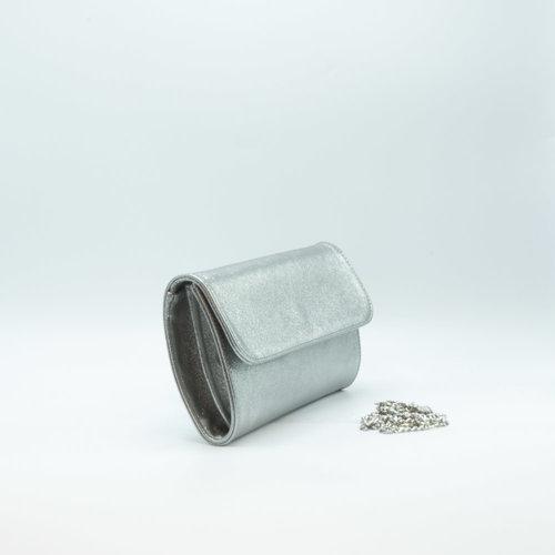 Lola - Metallic - Avondtassen -  - Zilver
