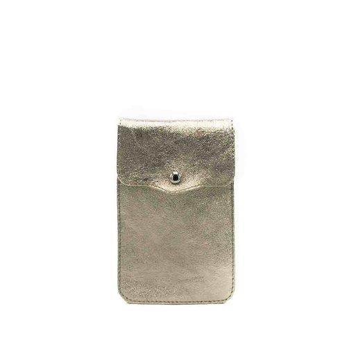 Pona - Metallic - Crossbodytassen -  - Brons