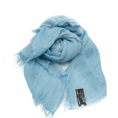 Julia -  - Plain scarves - Blue -