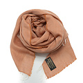 Angela -  - Effen sjaals - Oranje -