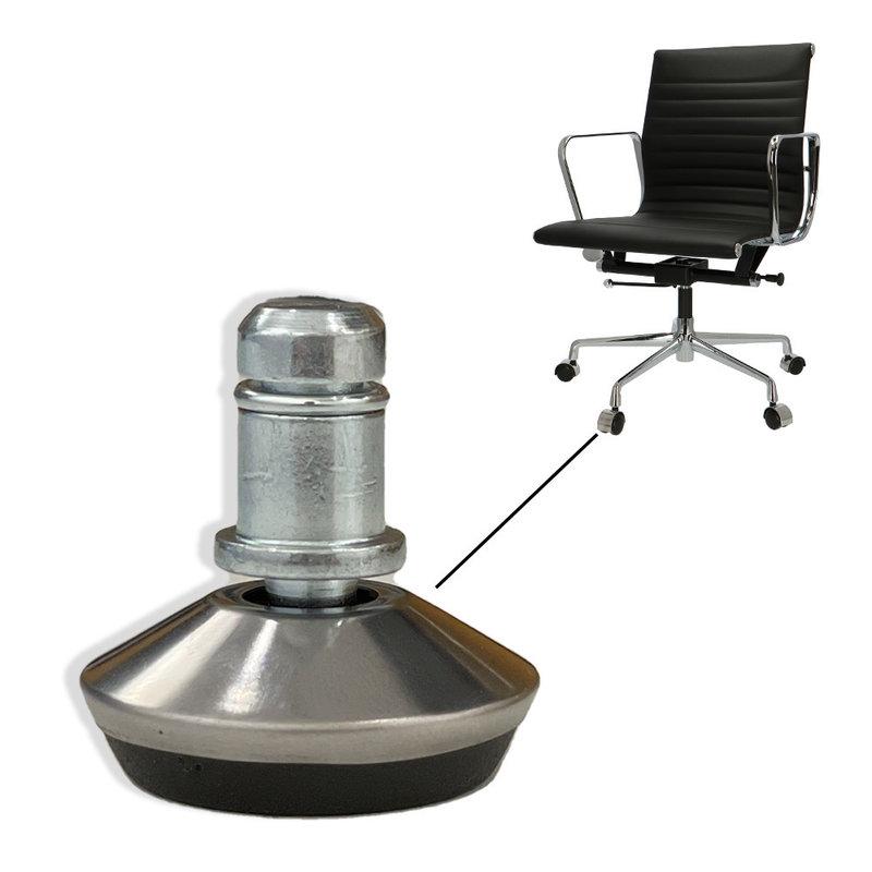 Vaste bureaustoel poten - set van 5
