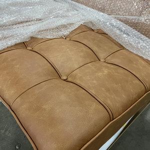 Barcelona chair Premium 2 seat vintage