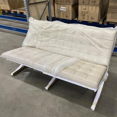 Pavilion chair Premium 2 seat greige