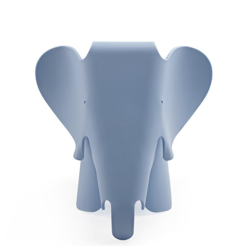 Elephant chair Blue
