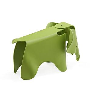 Elephant chair Green