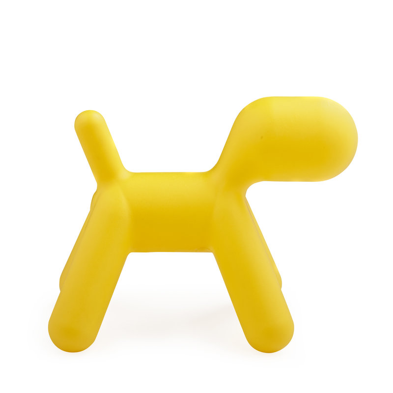Puppy chair Yellow